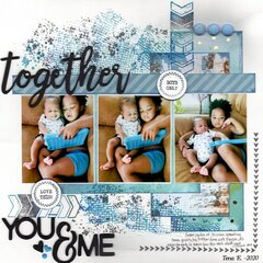 Together you & me