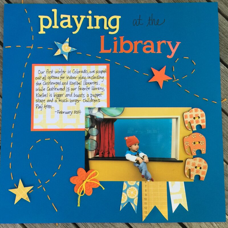 Playing Library