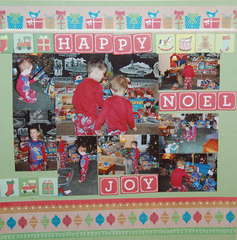 Happy Noel Joy