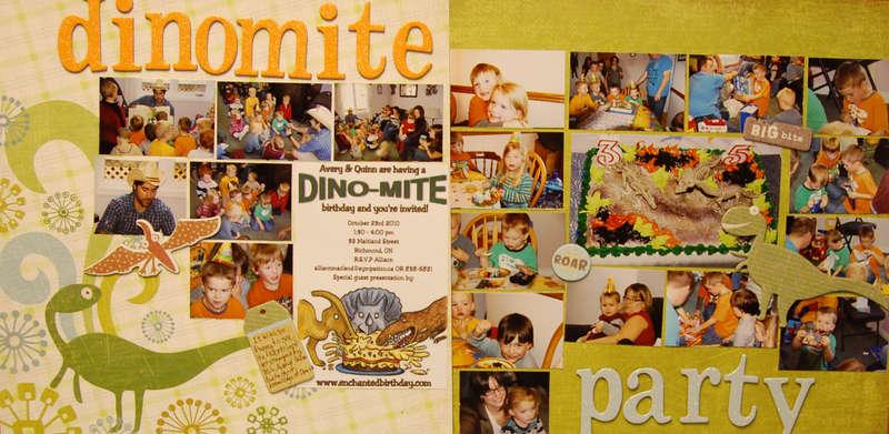 dinomite party