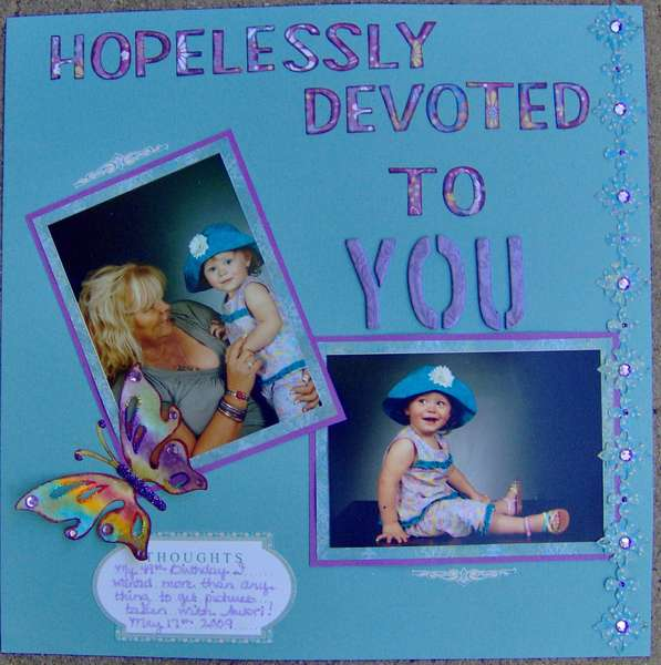 Hopelessly Devoted to You!