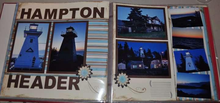 Hampton Header