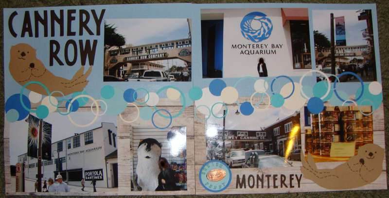 Monterey Bay - Cannery Row