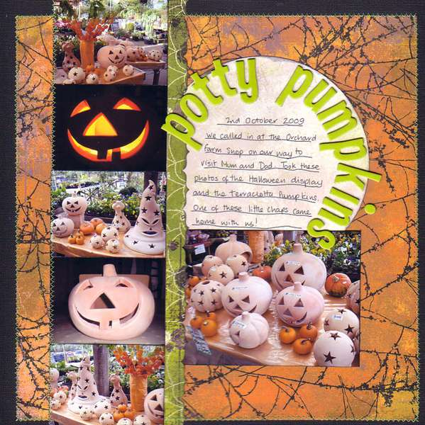 Potty Pumpkins
