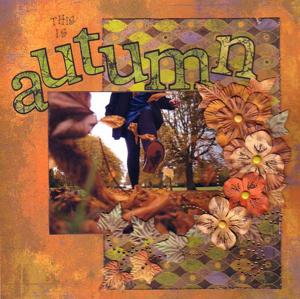 This is Autumn