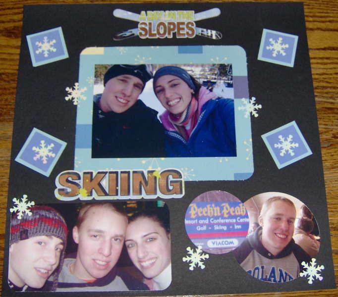 Peek N Peak Skiing Trip