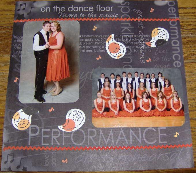 Claymont High School Show Choir