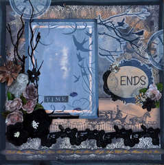 """"""" Time End"""" ***Scraps of Darkness"""