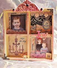 Altered Box **Scraps of Darkness**
