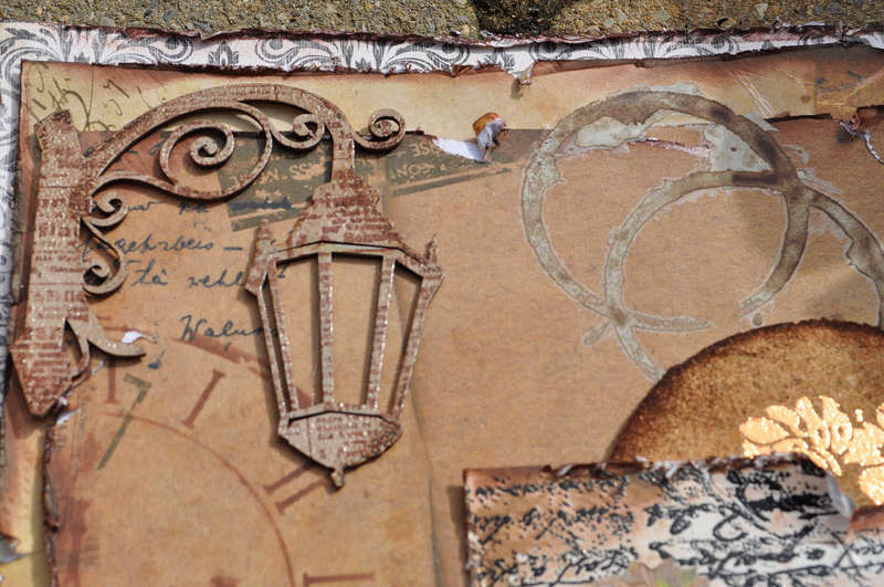"""Little Treasures Detail"" Scraps of Darkness"