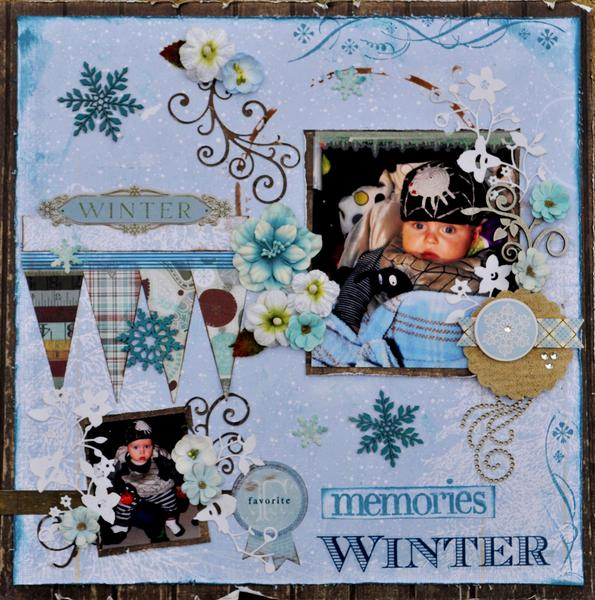 """Winter Memories"" Scraps of Darkness"