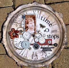 """""""Time Just Stops"""" ****Scraps of Darkness***"""