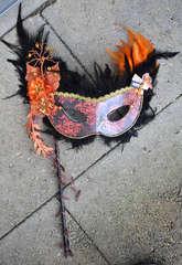 Halloween Masquerade **Scraps of Darkness**