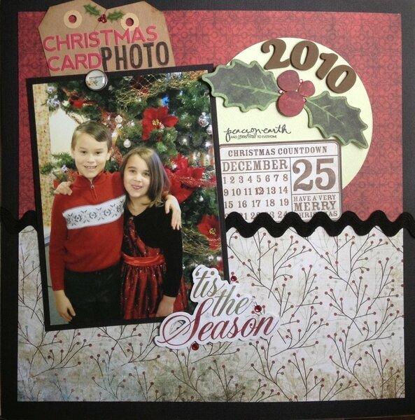 Christmas Card Photo 2010