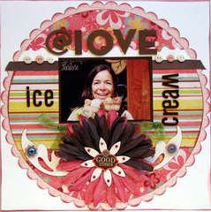 @LOVE ICE CREAM