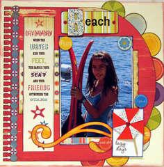 BEACH LAZY DAYS