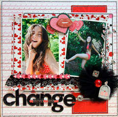CHANGE EVERY DAY *** BO BUNNY***