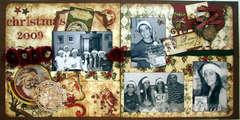 CHRISTMAS 2009 *** BO BUNNY ***