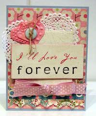I`LL LOVE YOU FOREVER