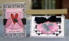 CRUSH CARD KIT ***BO BUNNY***