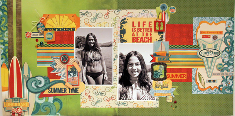 LIFE IS BETTER AT THE BEACH***NEWBO BUNNY***