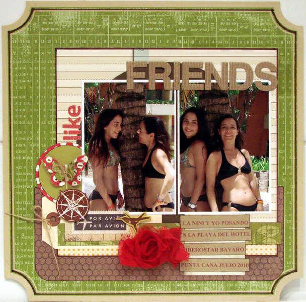 LIKE FRIENDS