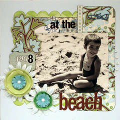 ME AT THE BEACH 1968