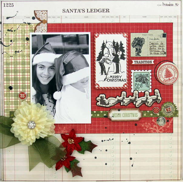 MERRY CHRISTMAS***MY CREATIVE SCRAPBOOK***
