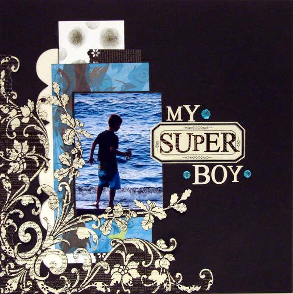 MY SUPER BOY