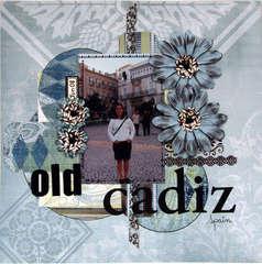 OLD CITY OF CADIZ