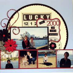 OUR AUSSIE ADVENTURE 2000