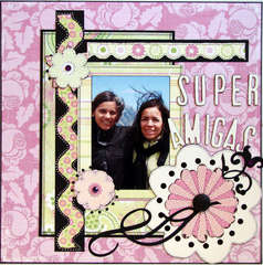 SUPER AMIGAS (SUPER FRIENDS)