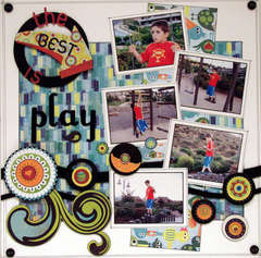 THE BEST IS PLAY