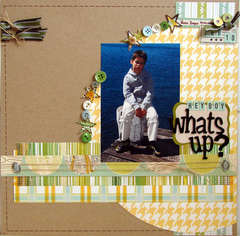 WHAT`S UP?