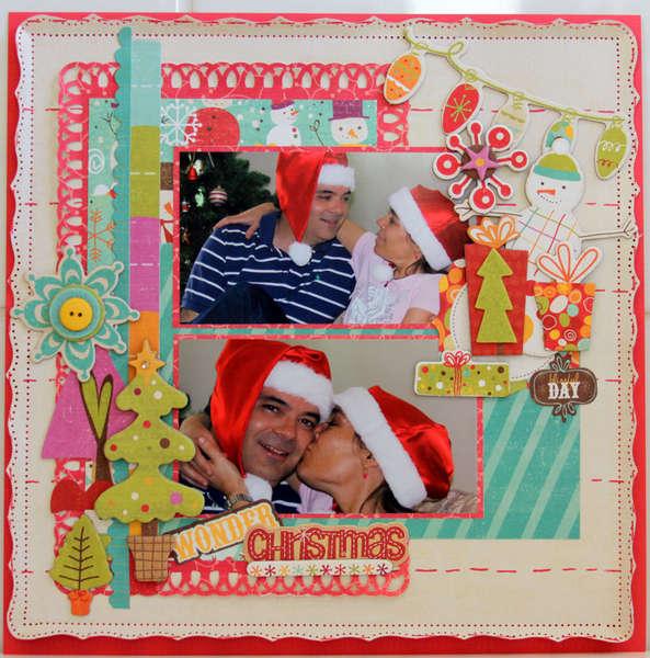 WONDER CHRISTMAS