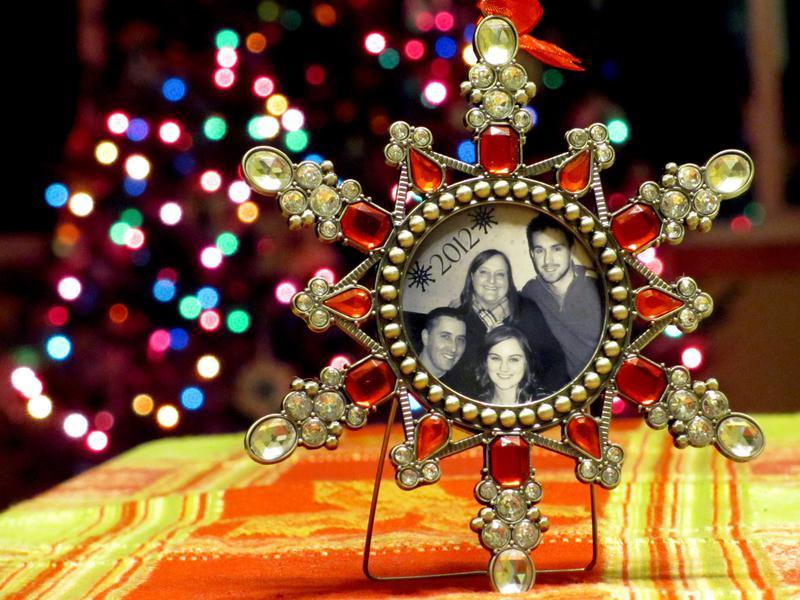 Dec Photo Fun - Mini #3 Bokah