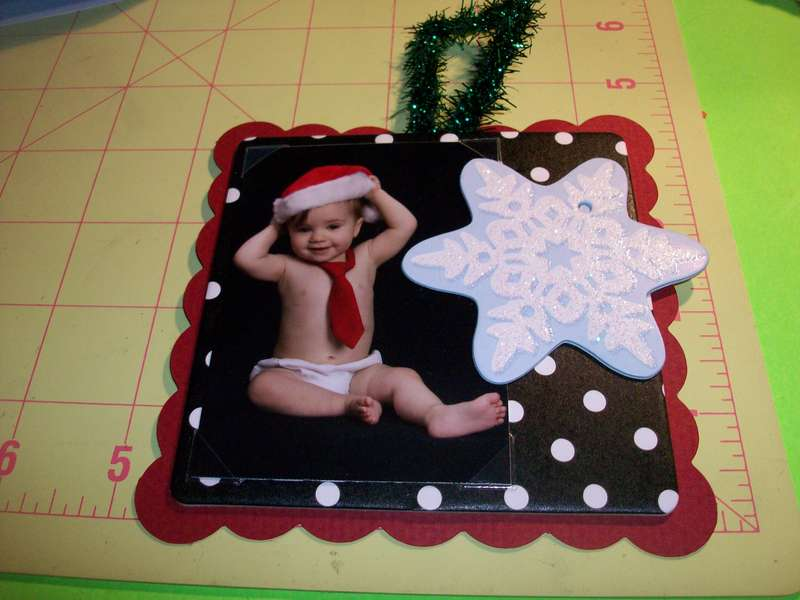 Christmas Coaser Ornament (4)