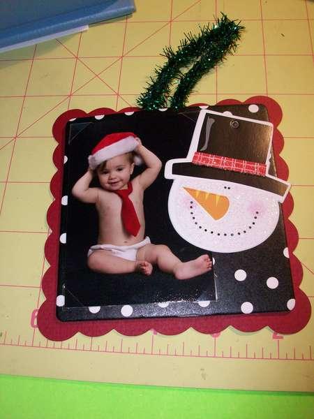 Christmas Coaster Ornament (6)