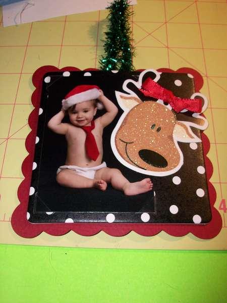 Christmas Coaster Ornamnet (5)