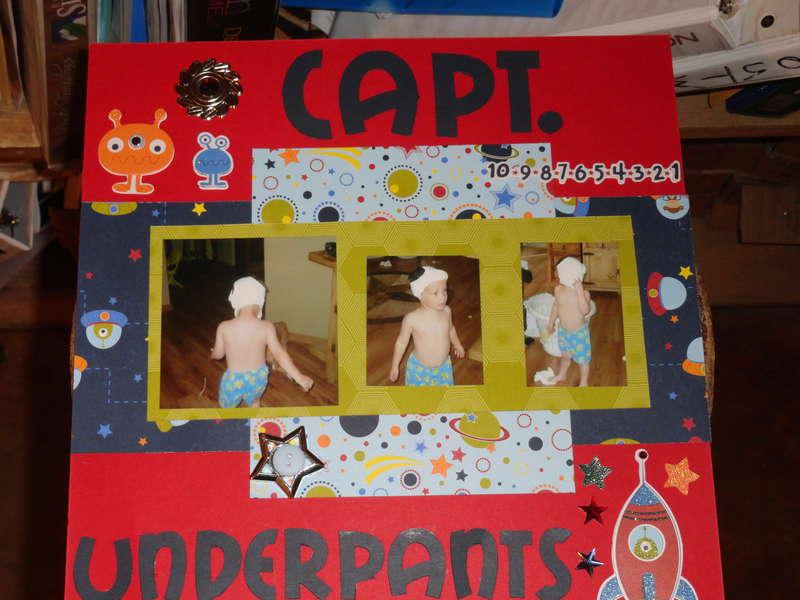 capt. underpants