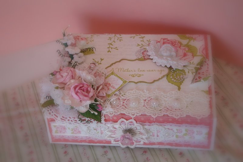 Altered Mothers Day Box
