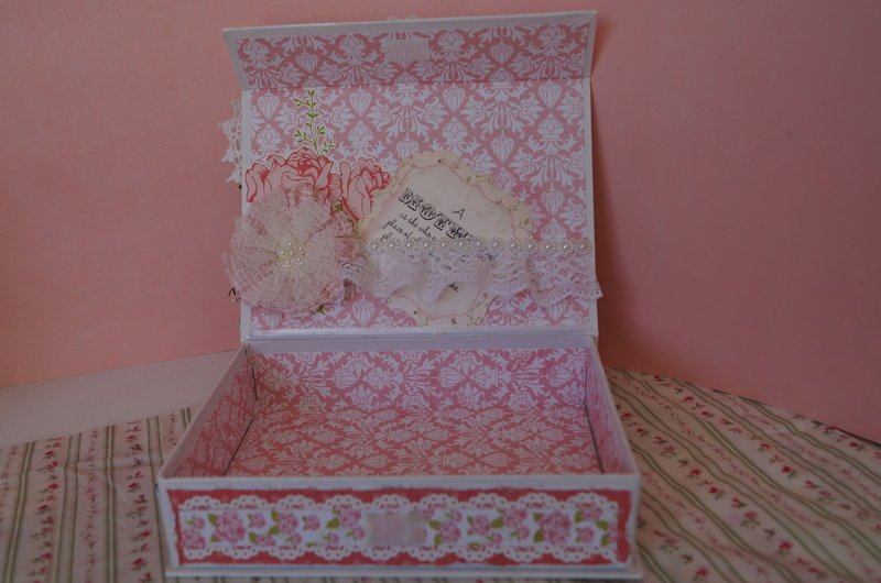 Inside Mothers Day Box