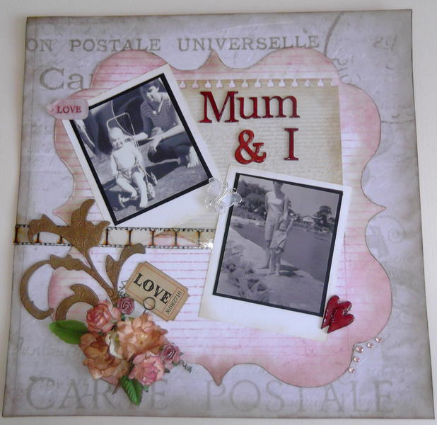 Mothers Day Layout Version 1