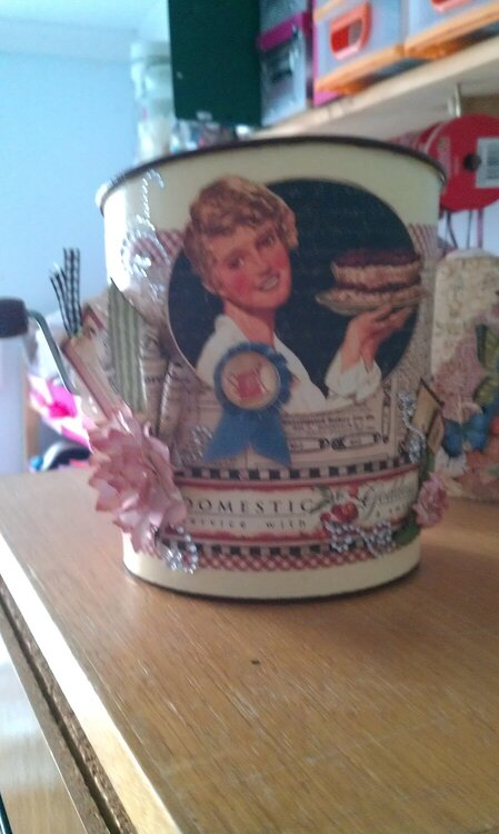 Altered Flour sifter