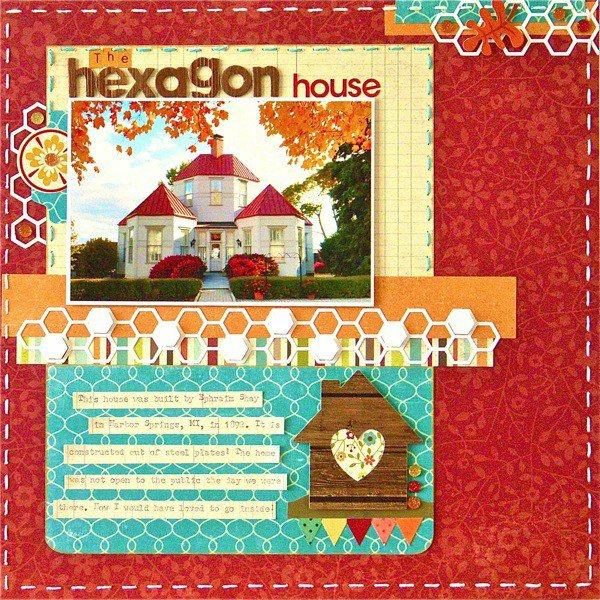 The Hexagon House