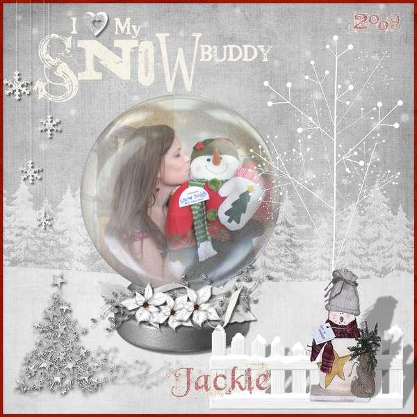 I Heart My SnowBuddy