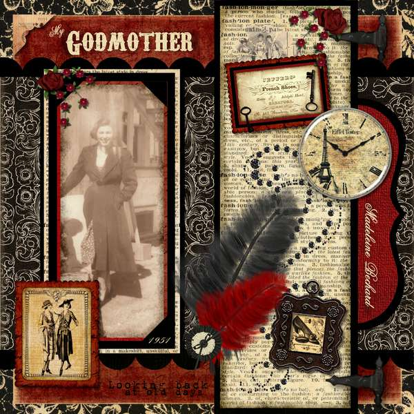 My Godmother