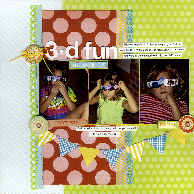 3-D Fun