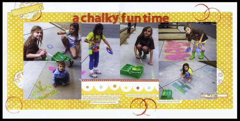 A Chalky Fun Time