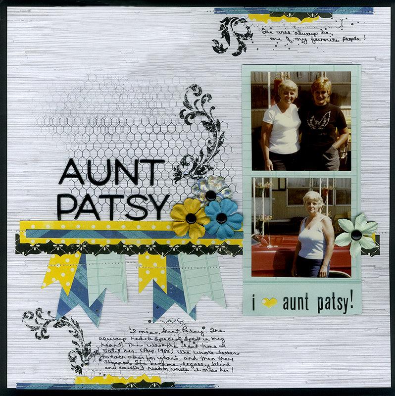 Aunt Patsy